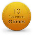 10 Placement games