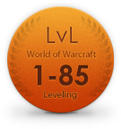 WoW leveling 1-85