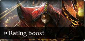 Dota 2 rating boost