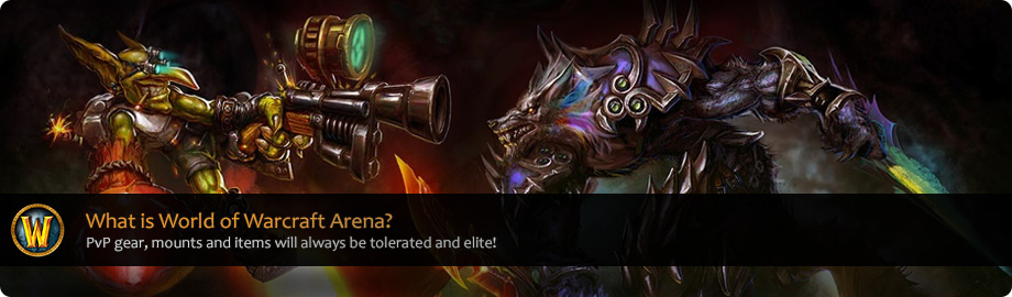 World of Warcraft Arena