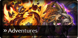 Hearthstone - Adventures