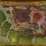 The Emerald Nightmare Map 2