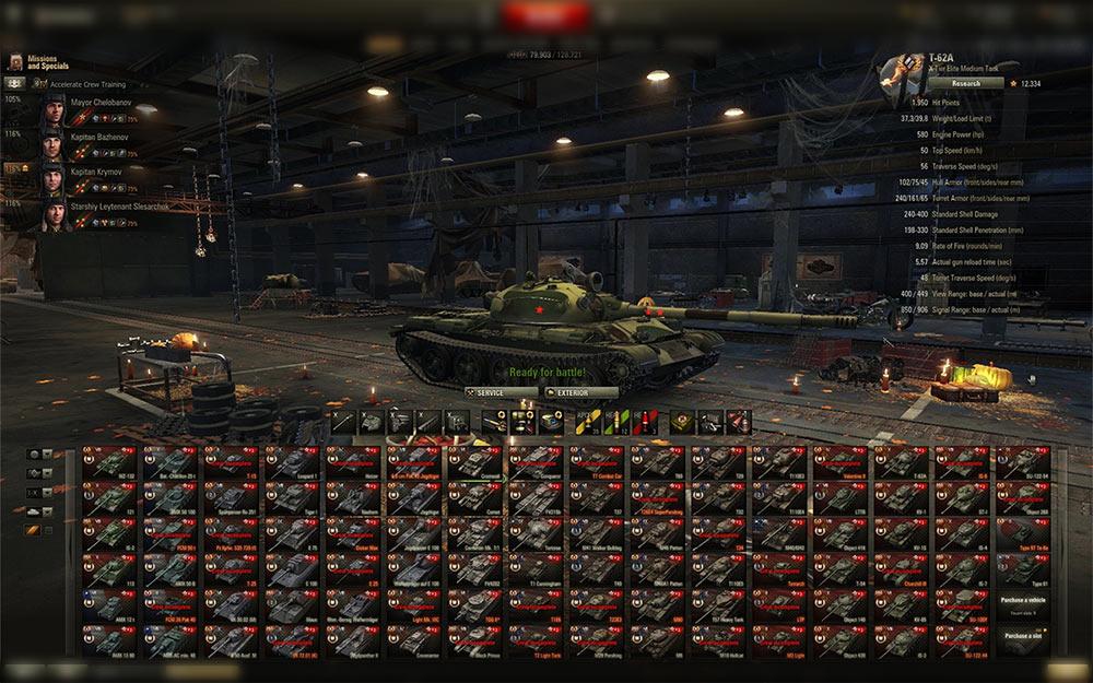 Farm - All Tanks on Account - Boosting Pro | Boosting pro