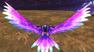 violet spellwing 1