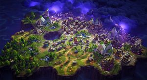Fortnite guide map