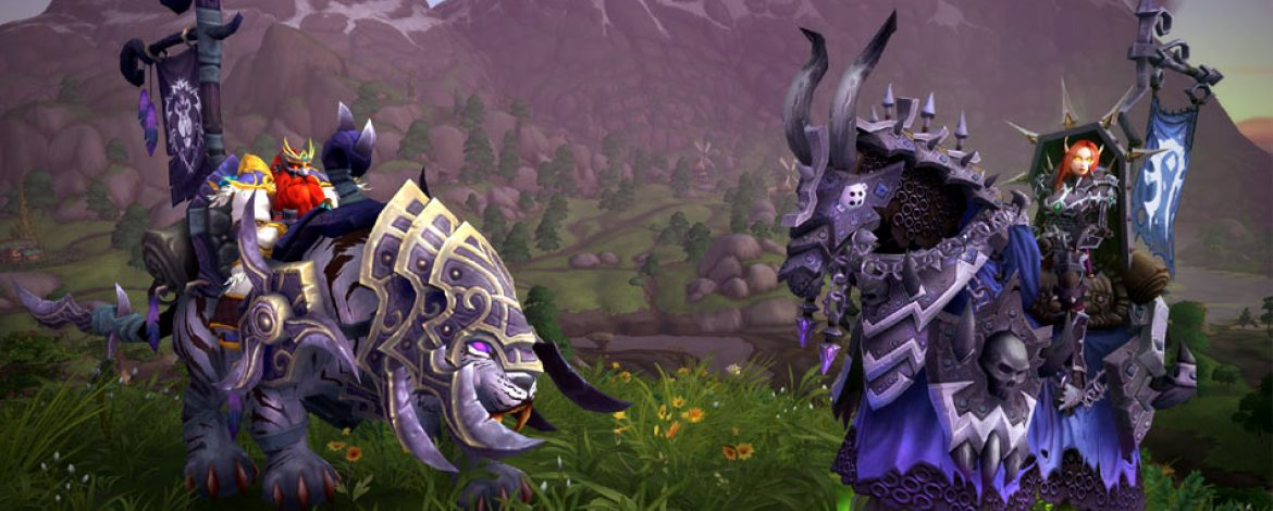 PvP-Season-2-Alliance-and-Horde-Mounts