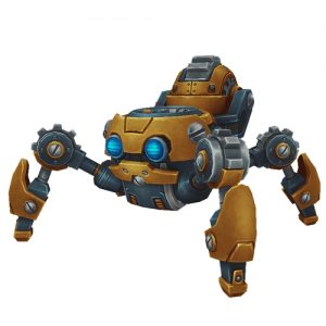 Mechagon Peacekeeper mount