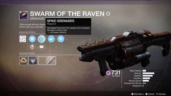 Swarm of the Raven boost