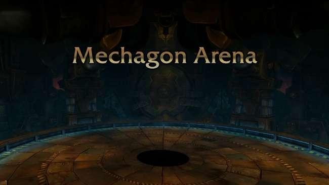 Mechagon Arena boost